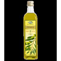 "Olive Oil Organic ""Square"" - 750 ML"