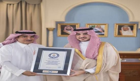 أمير منطقة الجوف يستقبل مدير شركة الجوف