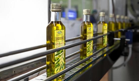 مشروع المجمع الصناعي لزيت الزيتون